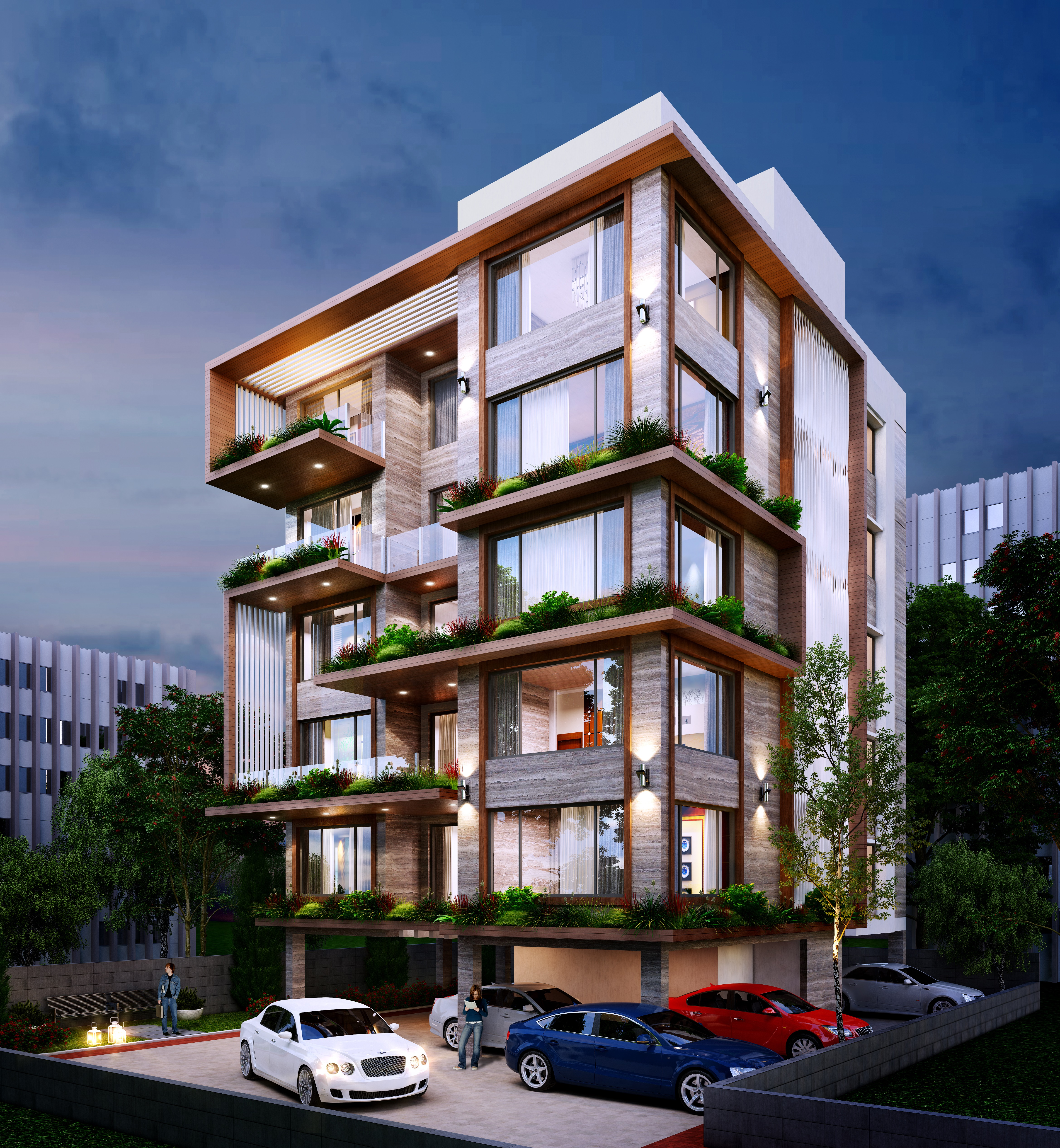 seamist Residential - 5 Units